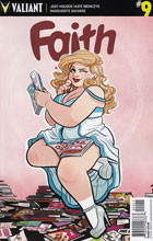 Image: Faith #9 (St. Onge incentive cover - 00941) (10-copy)  [2017] - Valiant Entertainment LLC