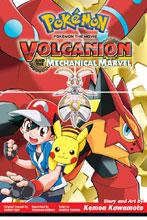 Image  Pokemon Movie Volcanion Mechanical Marvel GN - Viz Media LLC 465f3737521