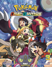 Image: Pokemon Omega Ruby & Alpha Sapphire Vol. 03 SC  - Viz Media LLC