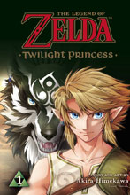 Image: Legend of Zelda: Twilight Princess Vol. 01 GN  - Viz Media LLC