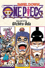 Image: One Piece 3-in-1 Vol. 19 SC  - Viz Media LLC