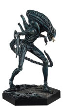 Image: Alien & Predator Figurine Collection: Aliens - Xenomorph Warrior #7 - Eaglemoss Publications Ltd