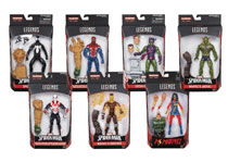 Image: Spider-Man 6-inch Legends Action Figure Assortment 201701  - Hasbro Toy Group