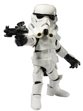 Image: Star Wars Action Figure: HMF-005 Stormtrooper  - Hero Cross Co. Ltd