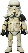 Image: Star Wars Action Figure: HMF-019S Sandtrooper Sergeant  - Hero Cross Co. Ltd