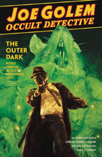 Image: Joe Golem, Occult Detective Vol. 02: The Outer Dark HC  - Dark Horse Comics