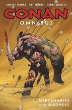 Image: Conan Omnibus Vol. 04: Mercenaries and Madness SC  - Dark Horse Comics