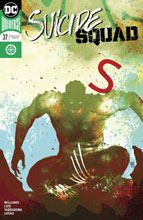 Image: Suicide Squad #37 (variant cover - Andrea Sorrentino) - DC Comics