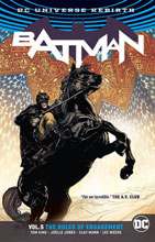 Image: Batman Vol. 05: The Rules of Engagement SC  - DC Comics