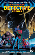 Image: Batman: Detective Comics Vol. 05 - A Lonely Place of Living SC  - DC Comics