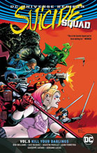 Image: Suicide Squad Vol. 05: Kill Your Darlings SC  - DC Comics
