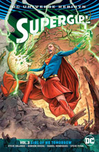 Image: Supergirl Vol. 03: Girl of No Tomorrow SC  - DC Comics