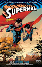 Image: Superman Vol. 05: Hopes and Fears SC  - DC Comics