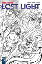 Image: Transformers: Lost Light #16 (incentive cover - Alex Milne) (10-copy) - IDW Publishing
