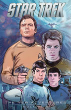 Image: Star Trek: TheNew Adventures Vol. 05 SC  - IDW Publishing