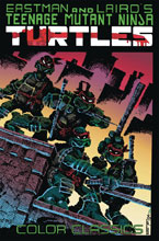 Image: Teenage Mutant Ninja Turtles Color Classics Vol. 01 SC  - IDW Publishing