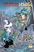 Image: Teenage Mutant Ninja Turtles / Usagi Yojimbo Expanded Edition HC  - IDW Publishing