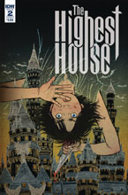 Image: Highest House #2 - IDW Publishing