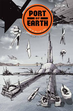 Image: Port of Earth Vol. 01 SC  - Image Comics-Top Cow