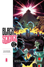 Image: Black Science Vol. 01: The Beginner's Guide to Entropy  (Remastered Edition) HC - Image Comics