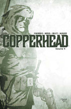 Image: Copperhead Vol. 04 SC  - Image Comics