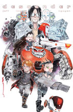 Image: Descender #28 (cover B)  [2018] - Image Comics