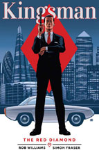 Image: Kingsman Vol. 02: The Red Diamond SC  - Image Comics
