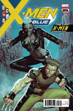 Image: X-Men Blue #23 (Legacy) - Marvel Comics
