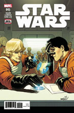 Image: Star Wars #45  [2018] - Marvel Comics