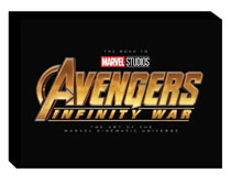 Image: Road to Marvel Studios's Avengers: Infinity War - The Art of the Marvel Cinematic Universe HC  - Marvel Comics