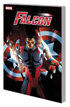 Image: Falcon: Take Flight SC  - Marvel Comics