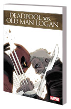 Image: Deadpool vs. Old Man Logan SC  - Marvel Comics