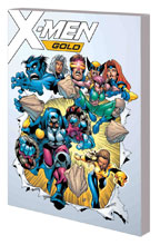 Image: X-Men Gold Vol. 00: Homecoming SC  - Marvel Comics
