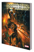 Image: Annihilation: The Complete Collection Vol. 01 SC  - Marvel Comics
