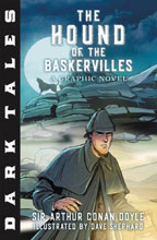 Image: Dark Tales: The Hound of the Baskervilles SC  - Canterbury Classics