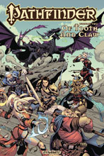 Image: Pathfinder Vol. 02: Of Tooth and Claw SC  - Dynamite