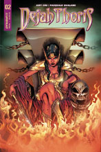 Image: Dejah Thoris Vol. 02 #2 (cover C - Davila) - Dynamite
