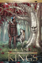 Image: George R. R. Martin's A Clash of Kings #9 (cover A - Miller) - Dynamite