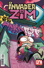 Image: Invader Zim #29 (cover A - Maddie C.) - Oni Press Inc.