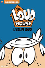 Image: Loud House Vol. 03: Live Life Loud HC  - Papercutz