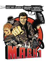 Image: Mach 1: John Probe Mission Files Vol. 01 SC  - Rebellion / 2000AD