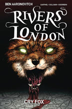 Image: Rivers of London: Cry Fox SC  - Titan Comics