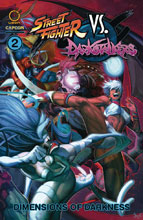 Image: Street Fighter vs. Darkstalkers Vol. 02: Dimensions of Darkness SC  - Udon Entertainment Inc