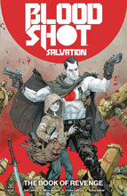 Image: Bloodshot Salvation Vol. 01: The Book of Revenge SC  - Valiant Entertainment LLC
