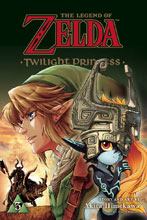 Image: Legend of Zelda: Twilight Princess Vol. 03 SC  - Viz Media LLC