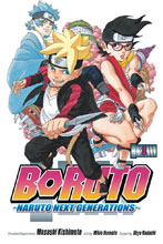 Image: Boruto: Naruto Next Generations Vol. 03 SC  - Viz Media LLC