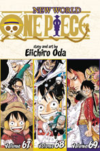 Image: One Piece 3-in-1 Vol. 23 SC  - Viz Media LLC