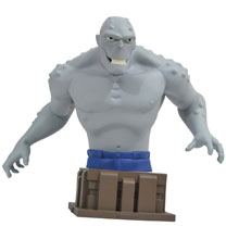 Image: Batman The Animated Series Resin Bust: Killer Croc  - Diamond Select Toys LLC
