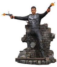 Image: Marvel Gallery Netflix PVC Statue: Punisher  (Season 1) - Diamond Select Toys LLC