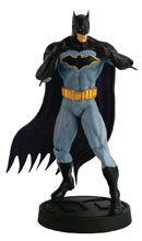 Image: DC All Stars Figure Collectible #1 (Batman Dark Knight) - Eaglemoss Publications Ltd